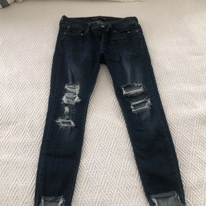 Express Destroyed Jeans